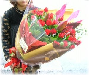 お届けしたお花が確認できます♪